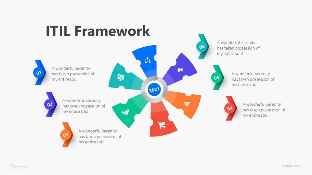 6 ITIL Framework Infographic Template