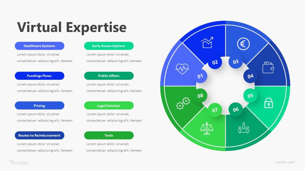 8 Virtual Expertise Infographic Template