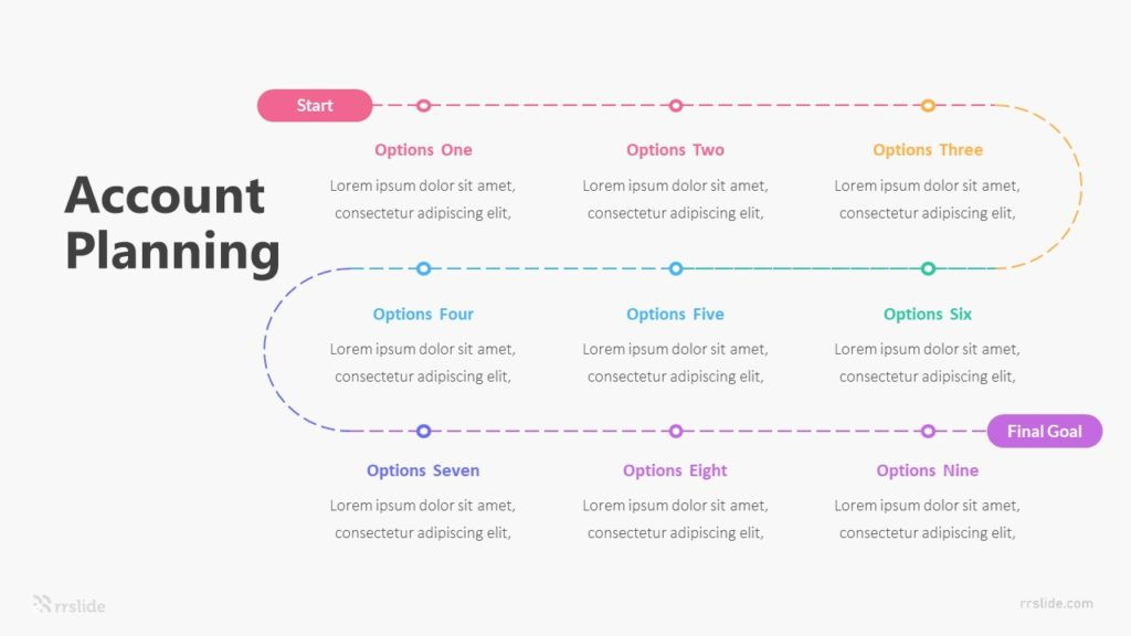 9 Account Planning Infographic Template