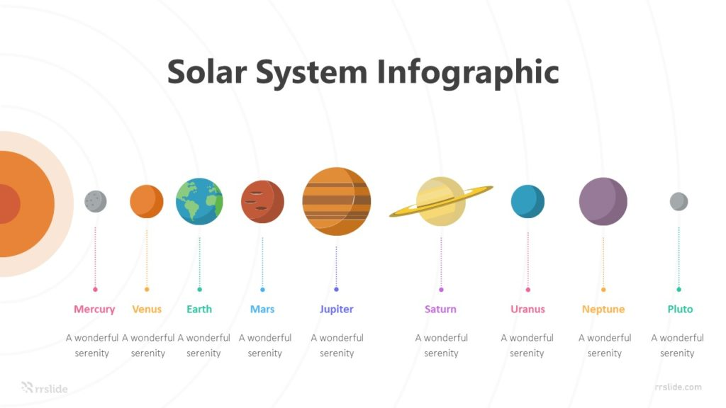 9 Solar System Infographic Template