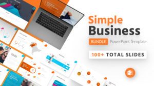 100+ Simple Business PowerPoint Template