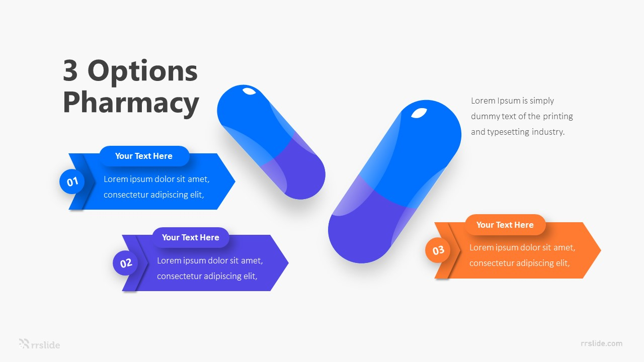 3 Pharmacy Infographic Template