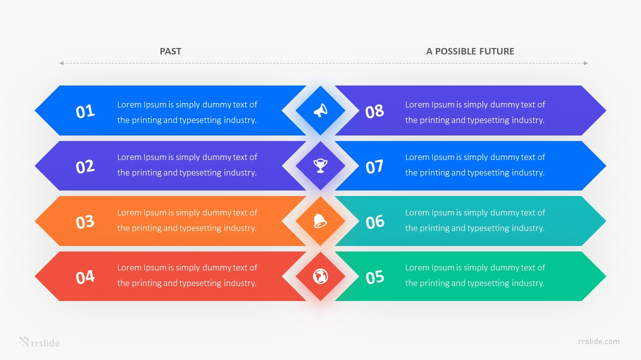 Eight Stage Consulting Proposal Infographic Template