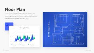 Floor Plan Infographic Template