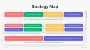 Strategy Map 2 Infographic Template