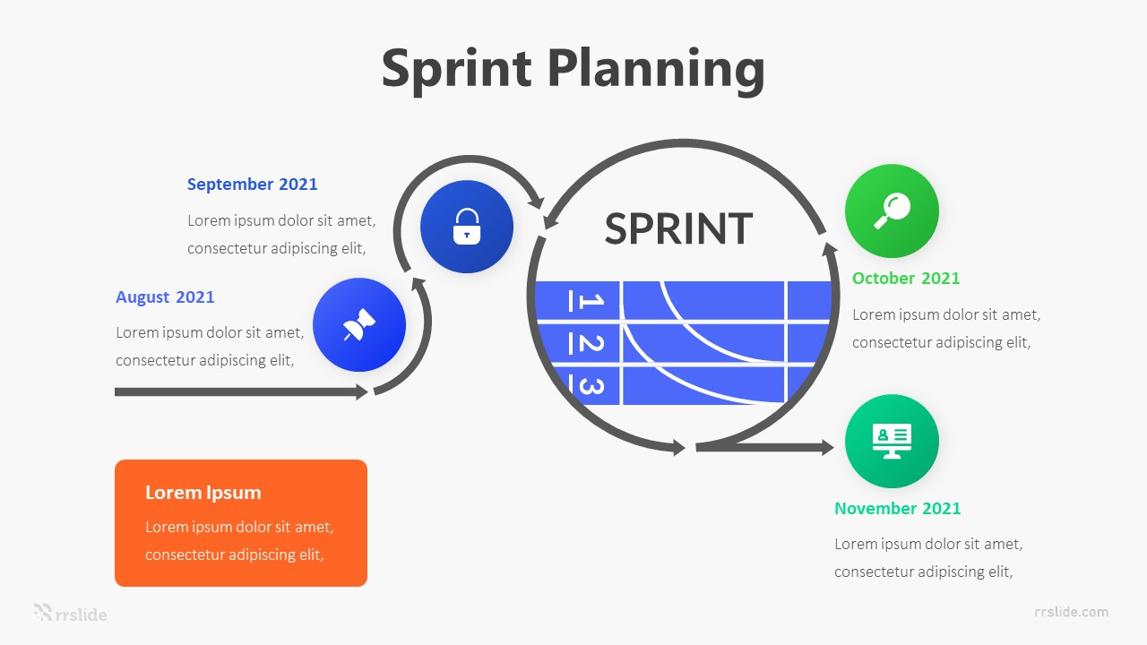 Sprint Planning Infographic Template