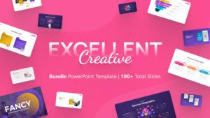100+ Excellent Creative Bundle PowerPoint Template