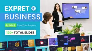 120+ Expert Business Bundle PowerPoint Template