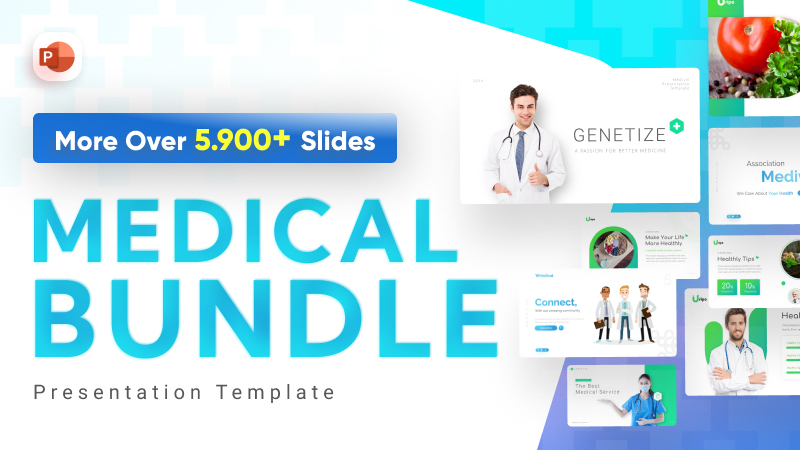 Medical Bundle PowerPoint Presentation Template