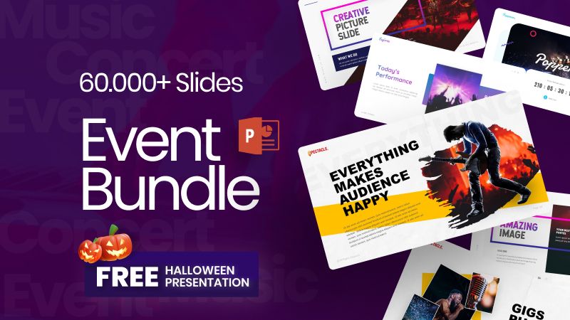 60.000+ Event Bundle PowerPoint Template