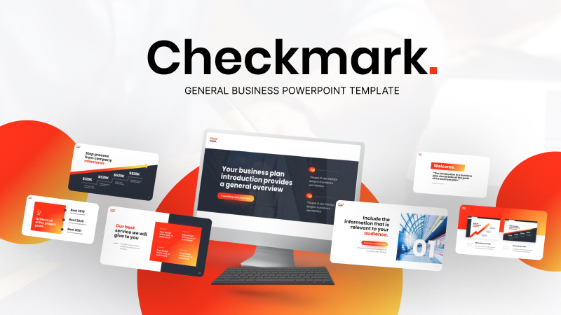 Checkmark Multipurpose PowerPoint Template