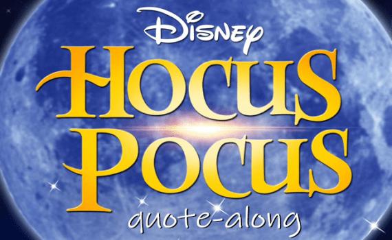 Hocus Pocus | quote along