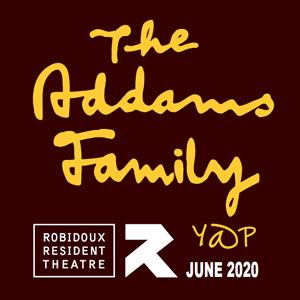Addams Family T-Shirt Back Design