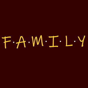 Addams Family T-Shirt Front Design