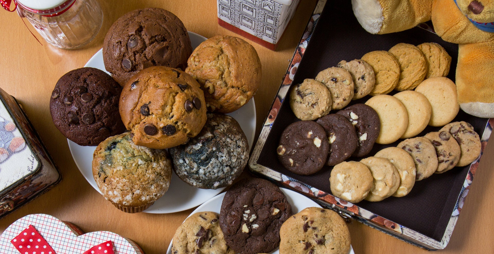 Mrs. Fields Cookies 菲爾斯曲奇專賣店 delivery from Central - Order with Deliveroo