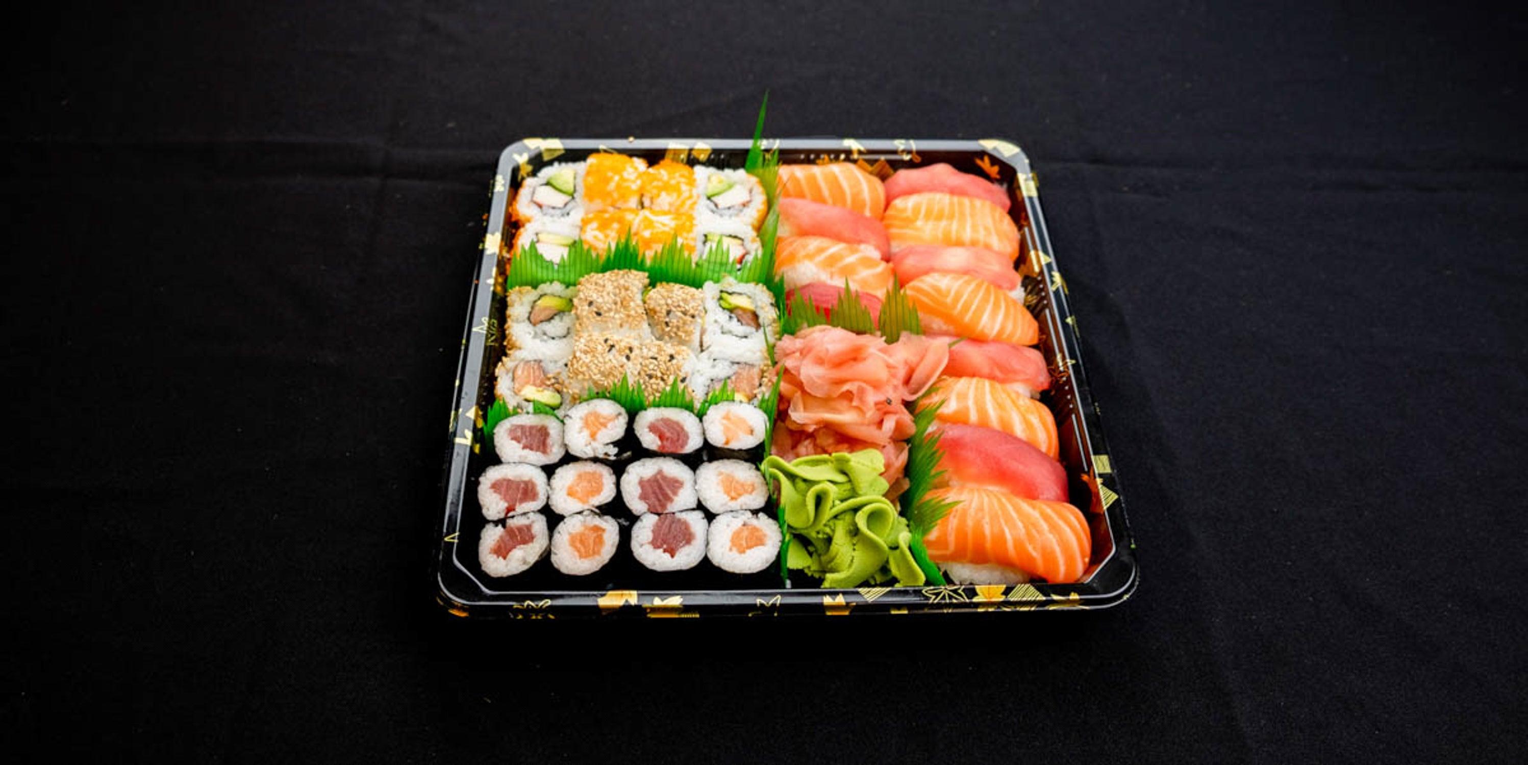 livraison sushi park peupliers a
