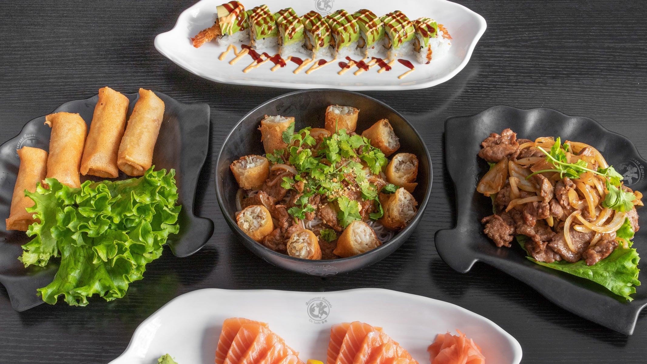 livraison ok sushi lyon a part dieu