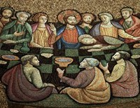 Where does Jesus teach Scripture alone?