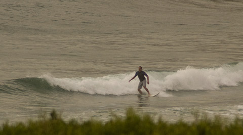 0740: little ones getting caught at Freshie this am.