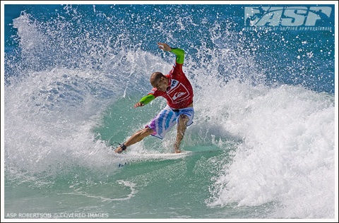 Kelly Slater (USA), 37, reigning and nine-time ASP World Champion, will begin his campaign for an unprecedented 10th ASP World Title at the Quiksilver Pro Gold Coast.