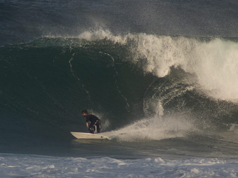Bottom turn example from late this arvo at DY.