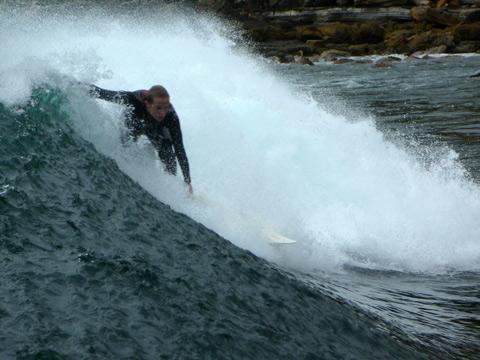 Surge fun (Cisco pic!)