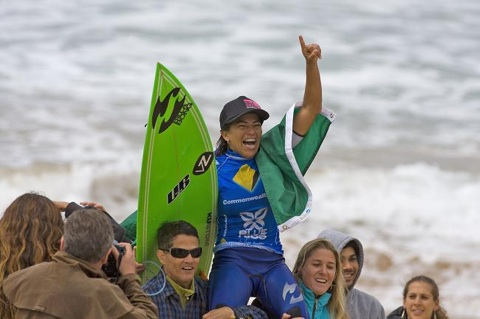 Silvana Lima (BRA), 24, won the commonwealth Bank Beachley Classic over Stephanie Gilmore (AUS), 21, marking back-to-back ASP Women's World Tour wins for the current ASP Women's World No. 2.