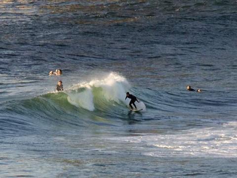 Mess around waves