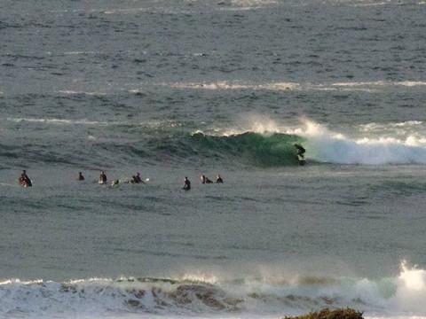 Nice set wave @ 0700
