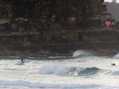 Queenscliff about the best of Manly @ 0830