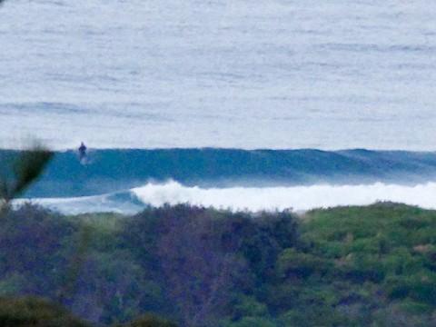 Set wave goes uncaught @0720