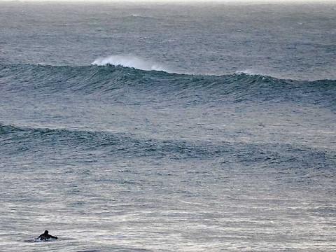 waves at collaroy