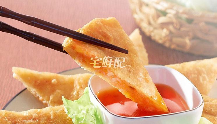 皇宮 月亮蝦餅 起司-附醬(240g/包)