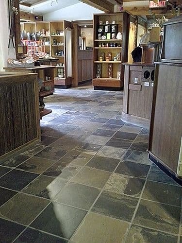 square cement tile by new world mosaics