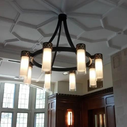 custom chandelier by ilex architectural