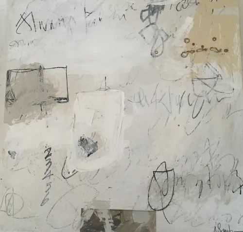 Letter To Myself by Adele Sypesteyn seen at Private