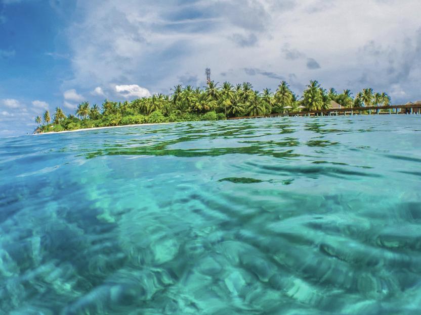 Elektrolyse von Meerwasser könnte neuen Schub für Wasserstoff als Energieträger liefern