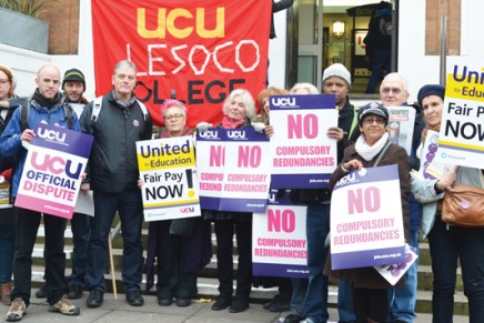 Colossal cuts for further education
