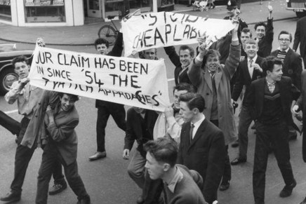 IS in the 60s: linking up with Manchester workers and fighting racism