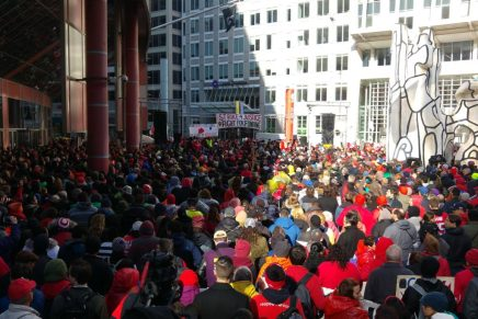 Academisation and the Chicago teachers' strikes