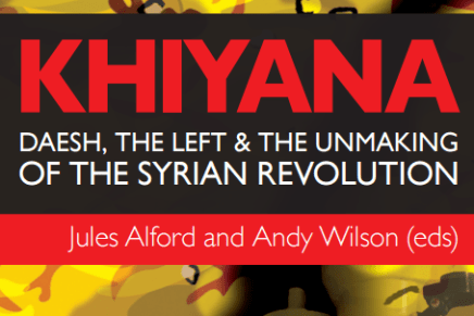 The democratic wager: why the Left must support the Syrian Revolution