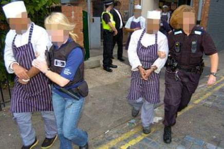 These workers weren't going anywhere: Hotel Workers statement on the Byron immigration raid