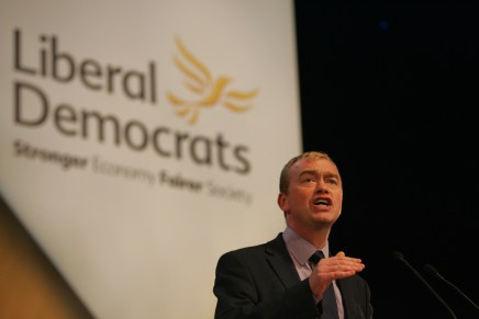 Tim Farron – no friend to refugees
