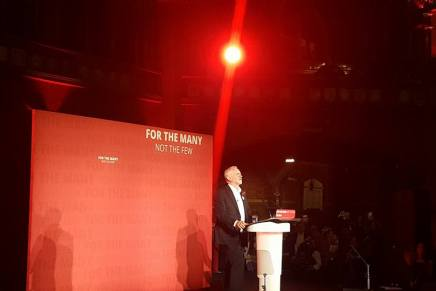 revolutionary reflections | Business warms to Corbyn: getting our bearings in a new political world
