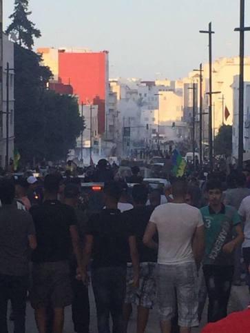 Morocco protests Rif