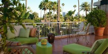Beverly Hills Hotel And Bungalows Rsb Travel