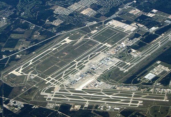 George Bush Intercontinental Airport RSB Travel