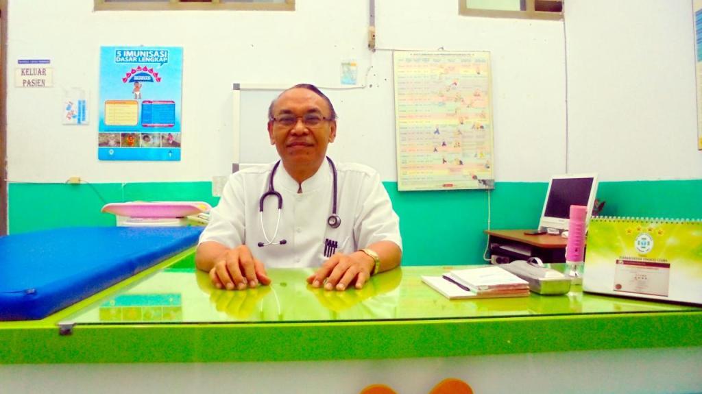 dr. Bambang Suwardjo, Sp.A