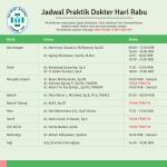 Jadwal Praktik Dokter RS Budi Agung Hari Rabu