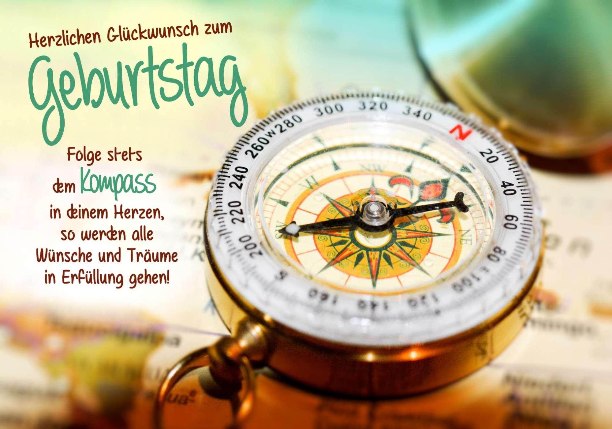 Kompass  RSC Karten